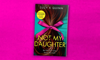 Not My Daughter Suzy K Quinn