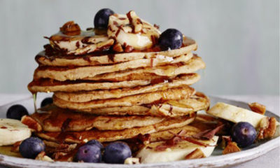bosh banana pancake recipe