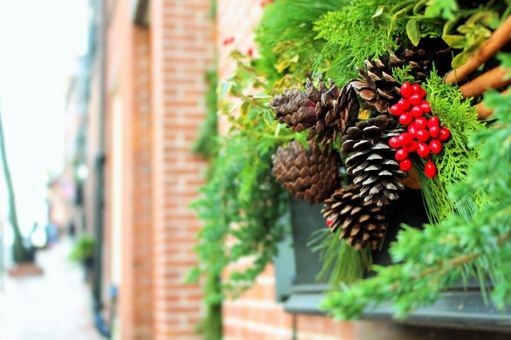 Christmas Comforts Wreath