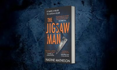 The Jigsaw Man Serial Killer Thriller
