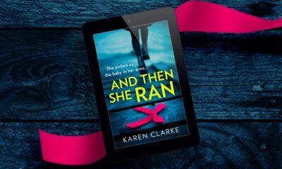 And Then She Ran Karen Clarke