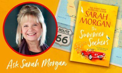 Ask Sarah Morgan