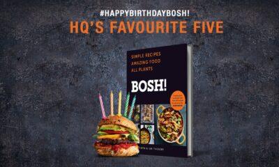 BOSH birthday HQ favourite five