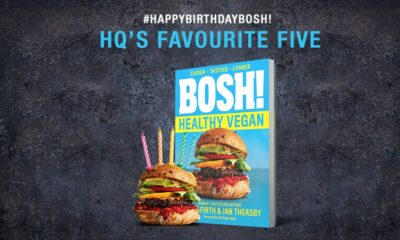 Healthy BOSH favourite five