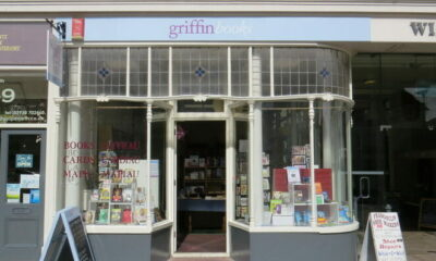 Griffin Books bookhop