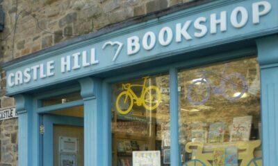 bookish castle bookshop