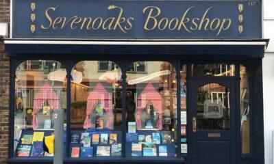 Sevenoaks Bookshop Louise Hare