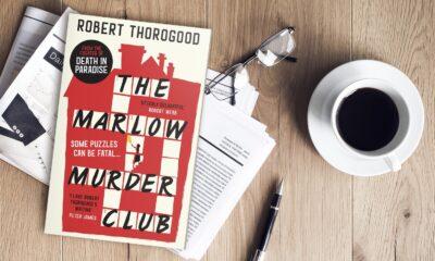 The Marlow Murder Club crossword