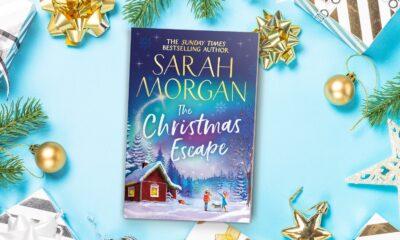 Christmas Escape competition Sarah Morgan
