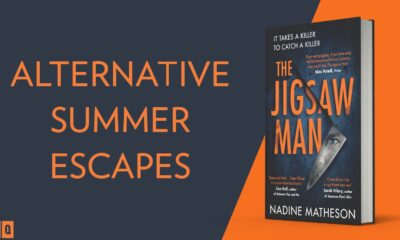 The Jigsaw Man Alternative Summer Escapes
