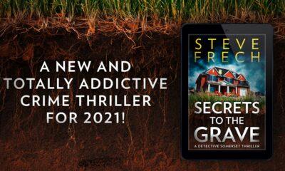 Steve Frech Secrets to the Grave