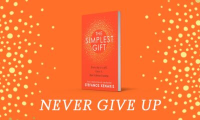 Never Give Up The Simplest Gift